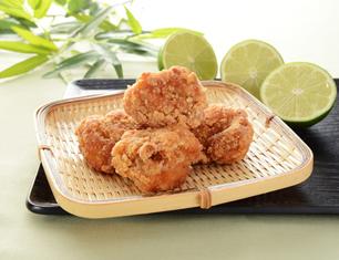 鶏から かぼす胡椒 4個