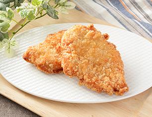 若鶏ムネの竜田揚げ(しょうが醤油)
