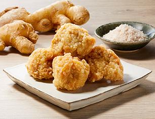 鶏から 旨塩 4個