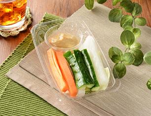 野菜スティック(ピリ辛味噌マヨ)