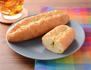 ガーリックバターフランスパン