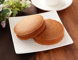 ブランのパンケーキ 2個入(メープル&ホイップ)