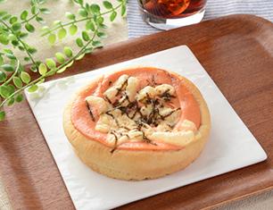 ブランの明太チーズパン