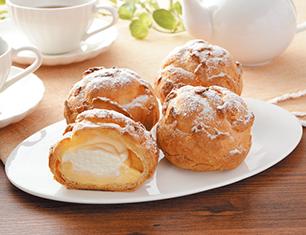 香ばしいパイ仕立てのパイシュー(4個入り)