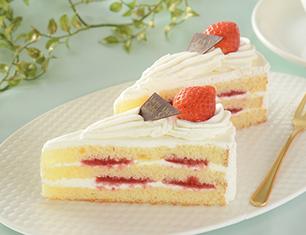 パーティーケーキ ストロベリーショート 2個