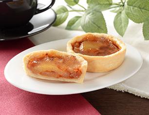 シナモン香るアップルパイ
