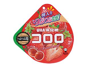 UHA味覚糖 コロロストロベリー 40g