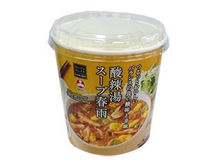 酸辣湯スープ春雨