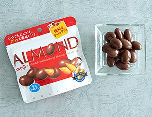 明治 アーモンドチョコレートパウチ 58g