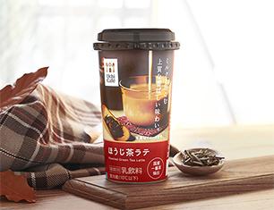 ウチカフェ ほうじ茶ラテ 200g