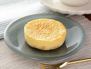 なめらかクリームチーズケーキ