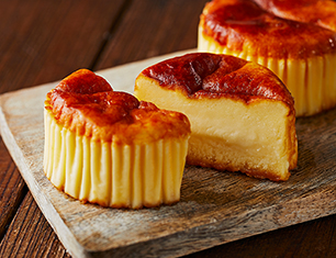 バスチー ‐バスク風チーズケーキ‐