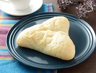まろやかビーフシチューの三角パン