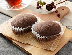 NL ブランのスイートチョコ蒸しケーキ~ベルギーチョコ使用~ 2個入