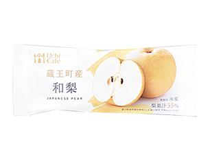ウチカフェ 日本のフルーツ 和梨 80ml