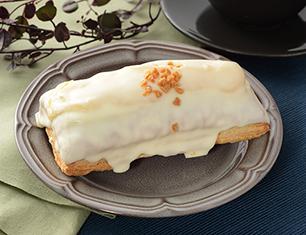 サックリホワイトチョコパイ カスタードクリーム