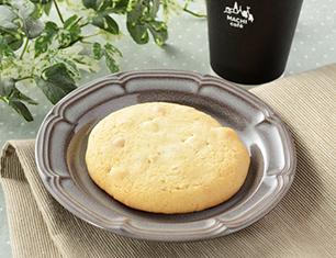 マカダミアとホワイトチョコのソフトクッキー