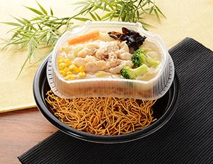 1食分の野菜が摂れるパリパリ麺の皿うどん
