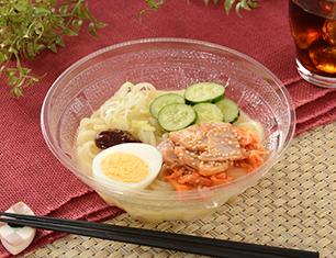 盛岡風冷麺
