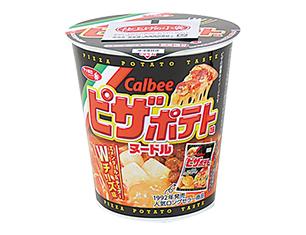 サンヨー食品 カルビーピザポテト味ヌードル【ローソン先行商品】