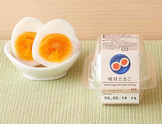 味付け ゆで 卵