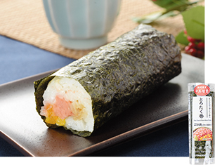 手巻寿司 とろたく巻(増量)