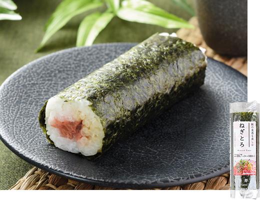 手巻寿司 ねぎとろ