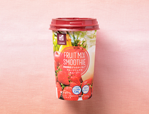 NL 長崎県産さちのかいちごフルーツミックススムージー 200g
