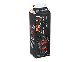 アイスコーヒー無糖 1000ml
