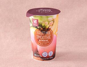 NL 岡山県産白桃フルーツミックススムージー 200g