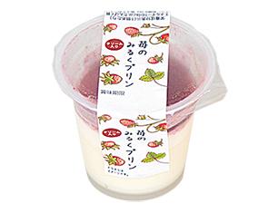 アンド栄光 苺のみるくプリン 95g