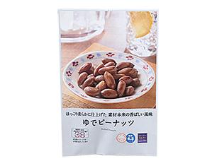 ゆでピーナッツ 50g