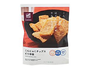 こんにゃくチップスピリ辛味 15g