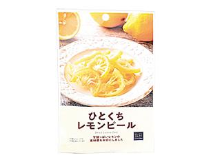 ひとくちレモンピール 30g