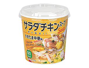 旭松食品 サラダチキンスープかきたま中華味