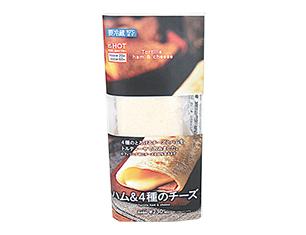 トルティーヤ ハム&4種のチーズ