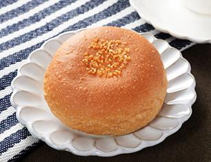 NL ブランのダブルクリームパン