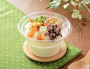 NL 食べる冷製スープ(じゃがいもと五穀)