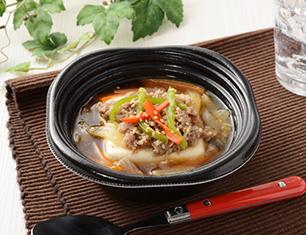 豆腐DELI プルコギ風牛肉豆腐