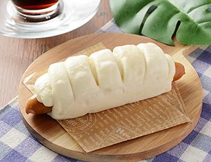 NL 糖質オフのしっとりパン ポークウインナーとチーズ