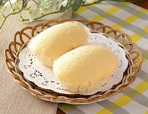 NL ブランのチーズ蒸しケーキ~北海道産クリームチーズ~ 2個入