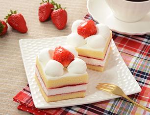 苺のショートケーキ 2個入り