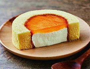 Uchi Caf&eacute×PABLO チーズロールケーキ