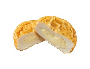 おでん チーズのふんわり豆腐揚げ
