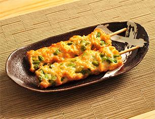 枝豆チーズ串