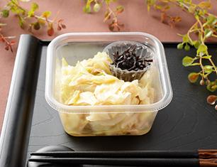 ツナと塩昆布の和サラダ