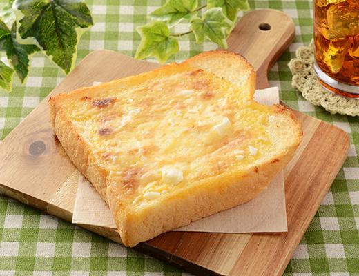 たまごトースト(マヨネーズ風味)