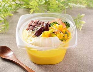 NL 食べる冷製ソイポタージュかぼちゃと6種野菜