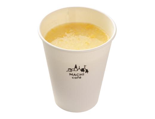 マチカフェ コーンスープ