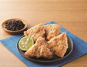 鶏からむね 旨み海鮮(黒胡椒)